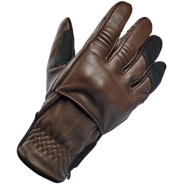 Biltwell Handschuhe Belden in Braun
