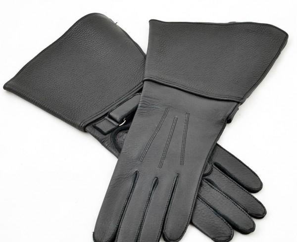 """SAUSO Handschuhe - """"Rallye"""" - schwarz oder bison"""
