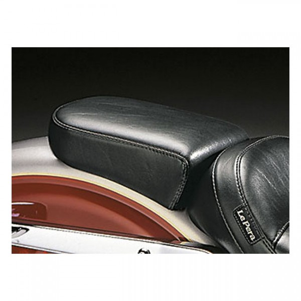 """LEPERA Seat - """"LePera, Passenger seat for Sanora Sport solo. Gel"""" - 91-95 Dyna (excl. FXDWG) (NU)"""