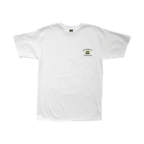 LMC x MOONEYEY T-Shirt Fastest Lap weiß