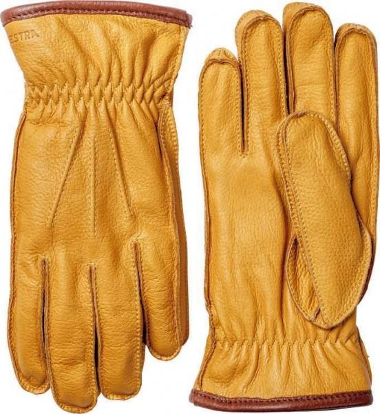 "HESTRA Gloves - ""Örnberg"" - natural yellow"