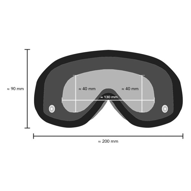 BARUFFALDI Brillenmaße