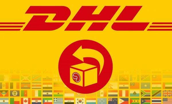 "24HELMETS - ""DHL Retourenlabel"" - Paket"