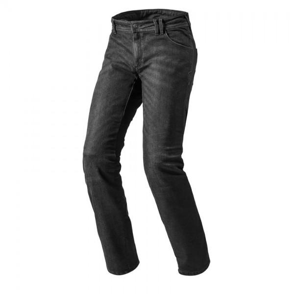 """REV'IT Jeans - """"Orlando H2O"""" - wasserdicht schwarz"""