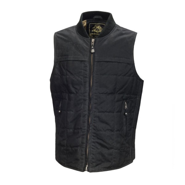 "ROLAND SANDS Vest - ""Ringo"" - black"