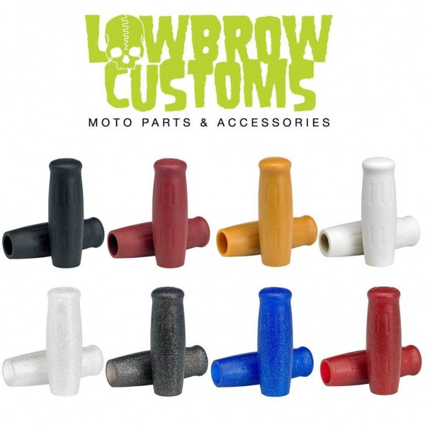 "LOWBROW CUSTOMS Grips - ""Classic"" - 1 inch"