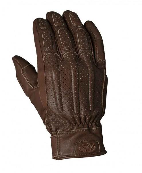 ROLAND SANDS DESIGN gloves Rourke in Tobacco