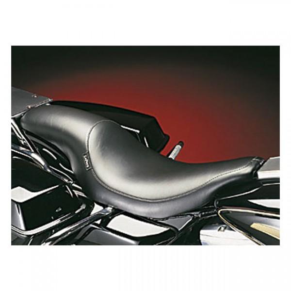 "LEPERA Seat - ""LePera, Silhouette seat"" - 97-01 Touring FLHT, FLHS models (NU)"