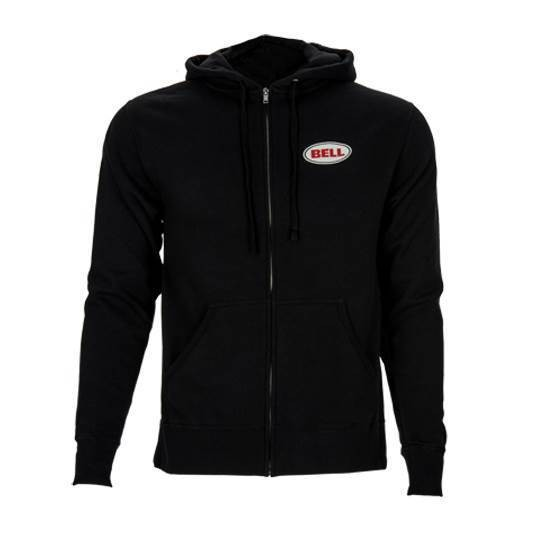 """BELL Men's Hoodie - """"Choice of Professionals"""" - black"""