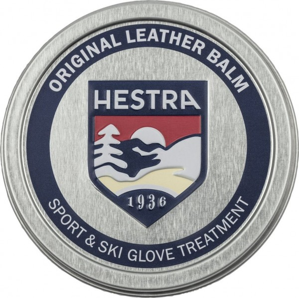 """HESTRA Leather Care - """"Leather Balm"""" - 30ml"""