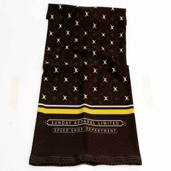 "SUNDAY SPEEDSHOP Bandana - ""Classic"""