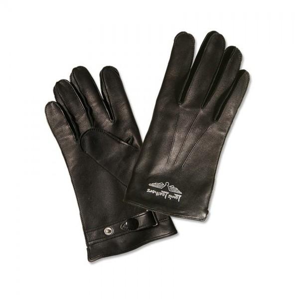 "LEWIS LEATHERS Handschuhe - ""810 Unlined"" - schwarz"