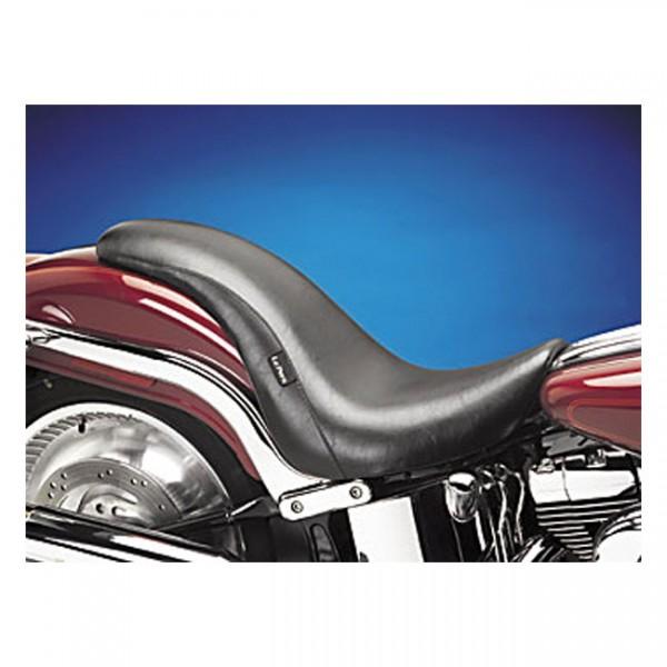 """LEPERA Sitz - """"King Cobra 2-up seat. Smooth"""" - 00-07 FXSTD DEUCE(NU)"""