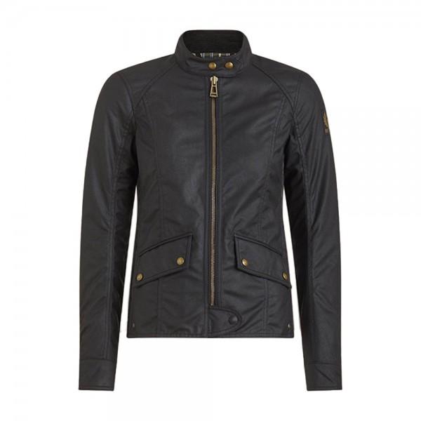 BELSTAFF PM Women Motorcycle Jacket Antrim in black