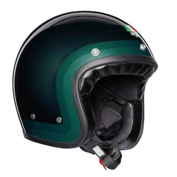 """AGV X70 - """"Trofeo Green"""" - ECE"""