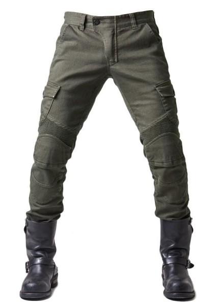 "uglyBROS Jeans - ""Motorpool-K"" - oliv"