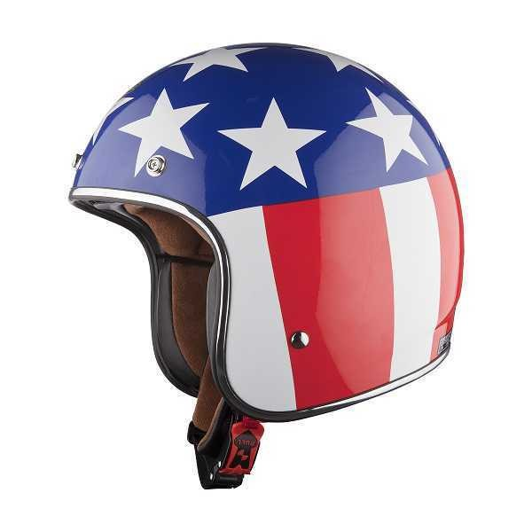 LS2 Bobber - Easy Rider - with american flag