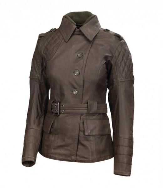 "ROLAND SANDS Women's Jacket - ""Oxford"" - clay"