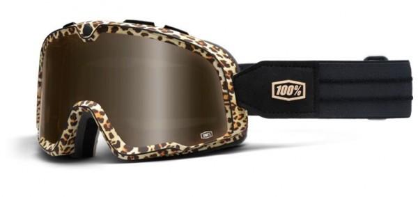 "100% BARSTOW vintage motocross goggles - ""Carlton"""