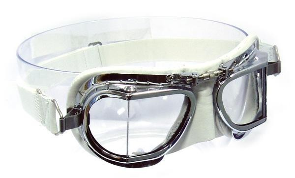 """HALCYON Goggles - """"Mark 49 Compact"""" - white"""