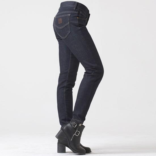 "uglyBROS Damen Jeans - ""R867-K"" - dunkelblau"