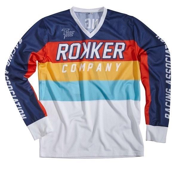 """ROKKER Moto Jersey - """"Vintage MX"""""""