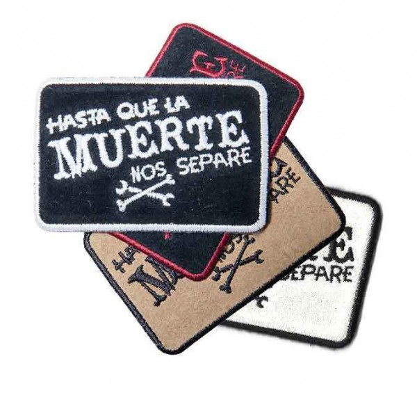 """EL SOLITARIO Patch - """"Hasta Que La Muerte Nos Separe"""""""