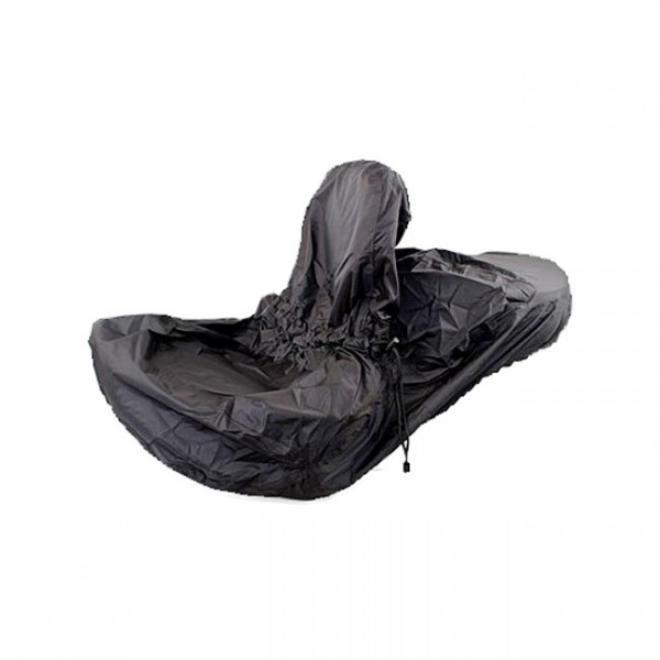 """MUSTANG Seat - """"Mustang, rain cover. For 2-up seats with rider backrest"""" -"""