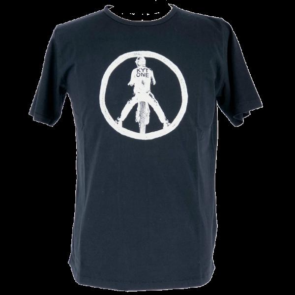 """KYTONE T-Shirt - """"Peace"""" - black"""