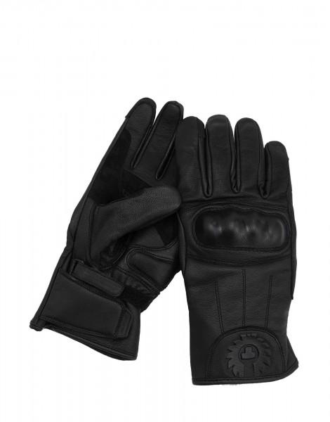 BELSTAFF gloves Sprite black
