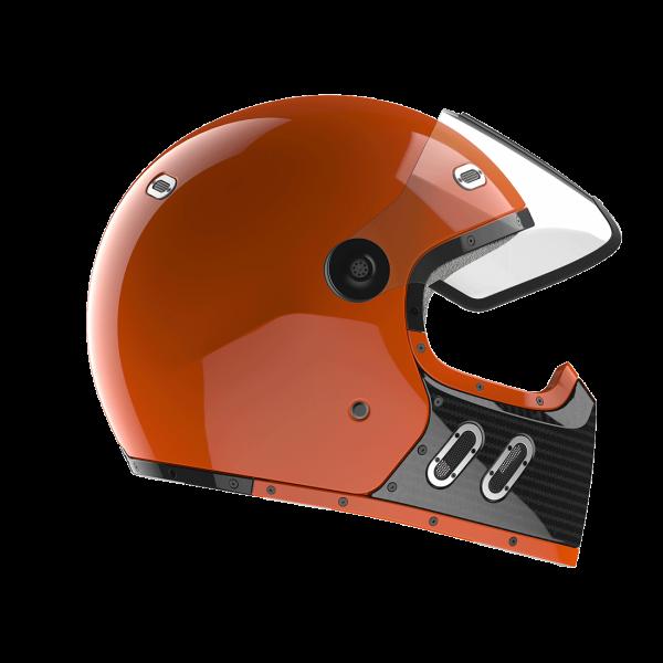Qwart Phoenix VLE Orange Carbon