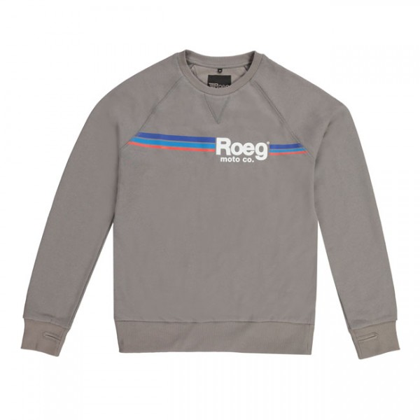 Roeg Ton Sweat grey