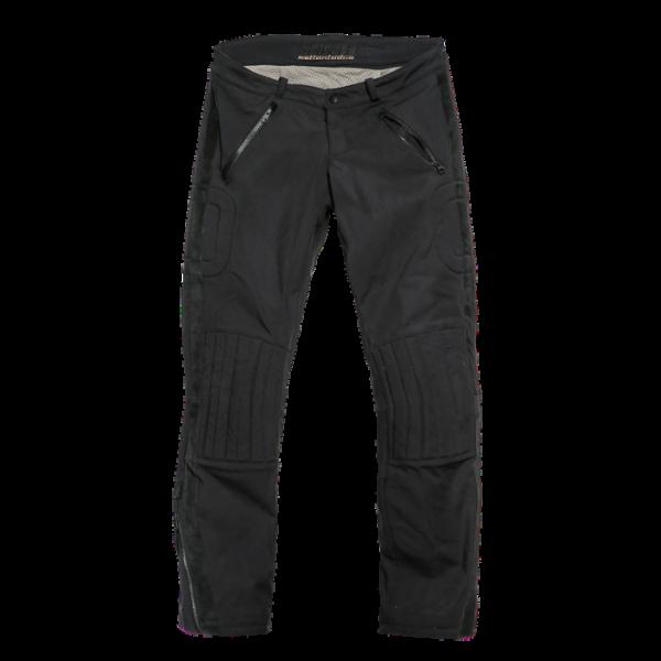 DAINESE 72 Hose Alger Pants in Schwarz