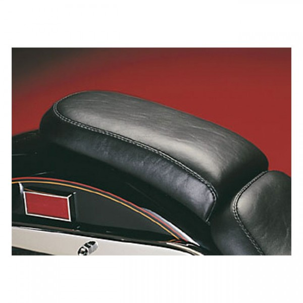 """LEPERA Sitz - """"Passenger seat for Silhouette solo"""" - 00-07 Softail with up to 150mm rear tire (excl."""