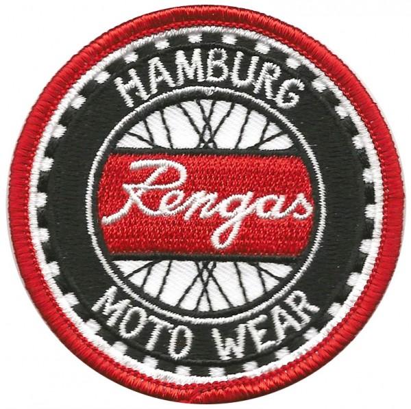 "RENGAS Aufnäher - ""Hamburg"""