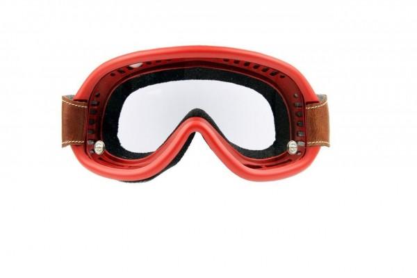 "BARUFFALDI - ""Speed 4 rot"" - Schutzbrille Militär"