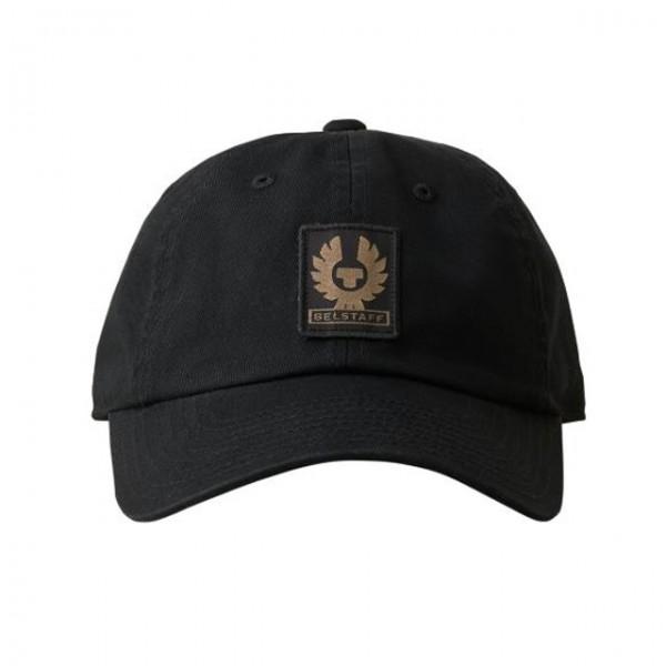 BELSTAFF hat Phoenix Logo in black