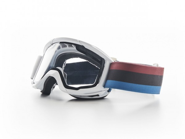 "ETHEN x FUEL Cross Brille - ""Rally Raid"" - transparent"