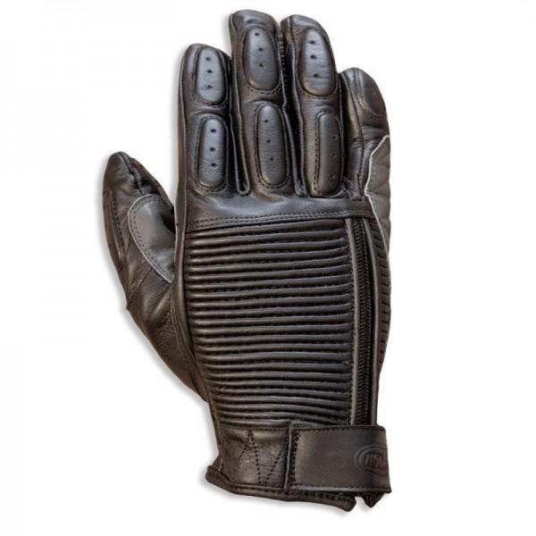 """ROLAND SANDS Gloves - """"Dezel"""" - black"""
