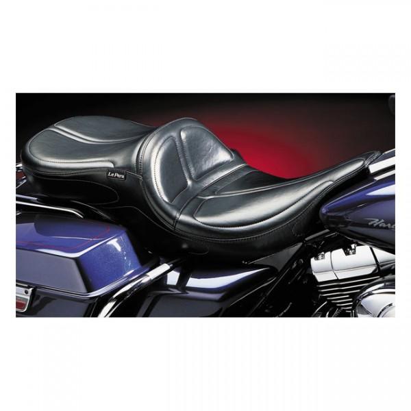"""LEPERA Seat - """"LePera, Maverick 2-up seat"""" - 94-96 FLHR Roadking (NU)"""