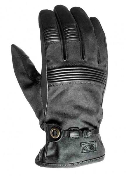 """ROLAND SANDS Gloves - """"Truman"""" - black"""