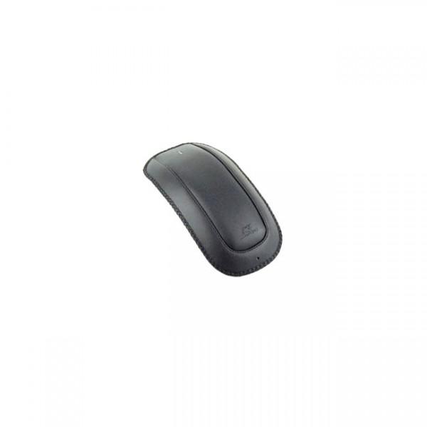 """MUSTANG Sitz - """"Mustang fender bib plain black"""" - Honda: 98-03 VT750 Ace"""