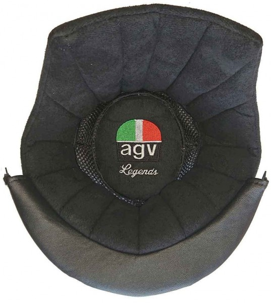 "AGV X3000 - ""Innenfutter"" - schwarz"