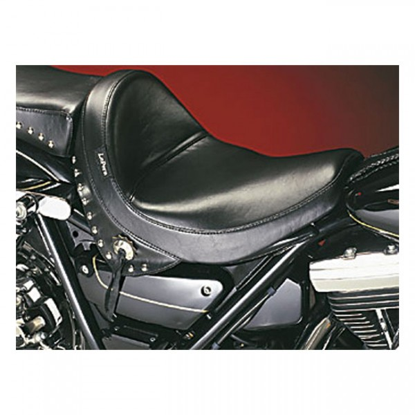 "LEPERA Seat - ""LePera, Monterey solo seat. Smooth. Skirt"" - 82-94 FXR (NU)"