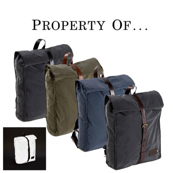 Property of... Backpack Mitch