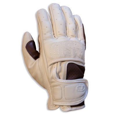 """ROLAND SANDS Gloves - """"Mission"""" - sand"""