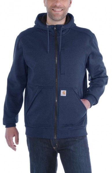 "CARHARTT Hoodie - ""Wind Fighter Sweatshirt"" - navy"