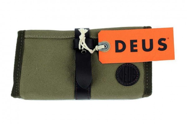 "DEUS EX MACHINA Tool Roll - ""Mini Tool Kit"" - khaki"