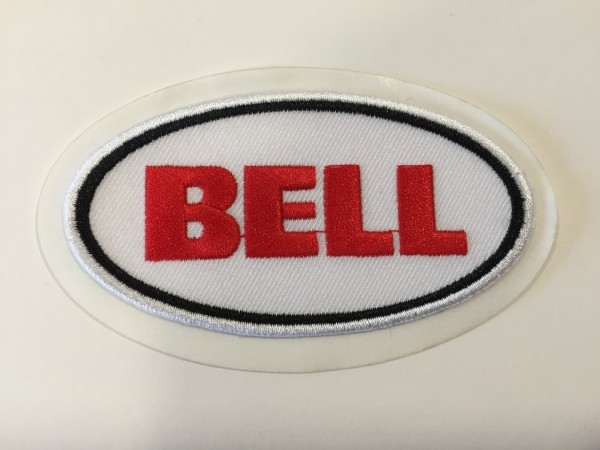 "BELL Helmets - ""Patch"" - sewed 9 x 4,5 cm"