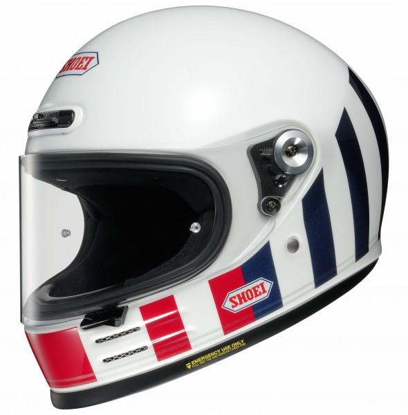 SHOEI Glamster Helmet Resurrection TC-10 ECE